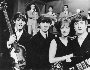 the beatles und lill babs63