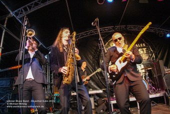 latvian blues band 2014 bluesfest eutin