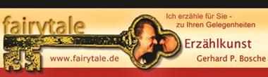 Fairytale Erzälkunst Gehard P. Bosche