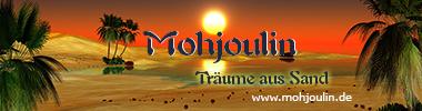 Mohjouline - Mohamad Alsaoud - Träume aus Sand