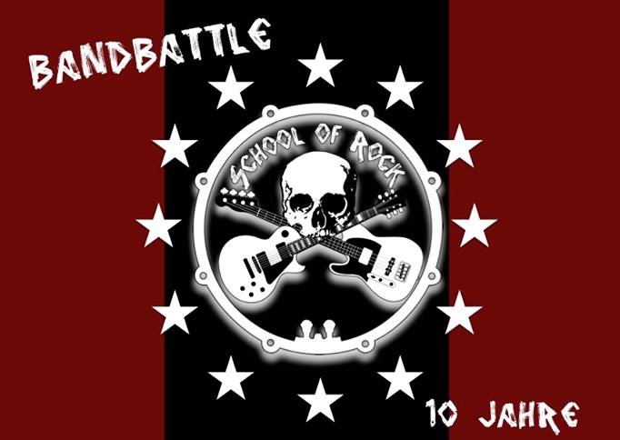 10. Bandbattle der School Of Rock