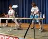 Stacking-Turnier (Becherstapeln)