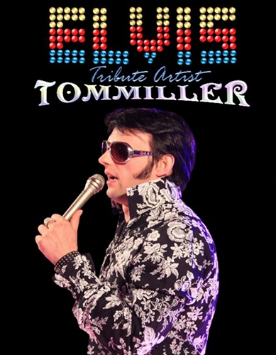 Tom Miller - Sounds of Elvis