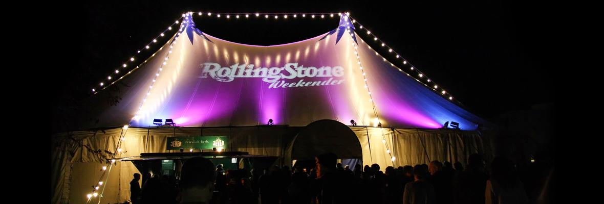 Rollingstone Weekender