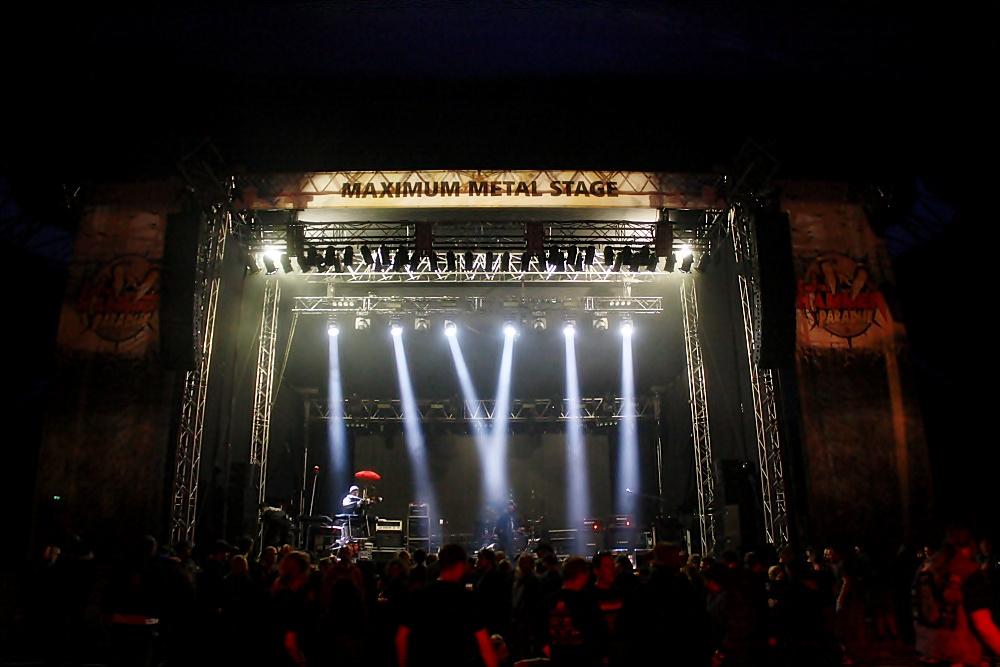 Metal Hammer Paradise Stage Bühne