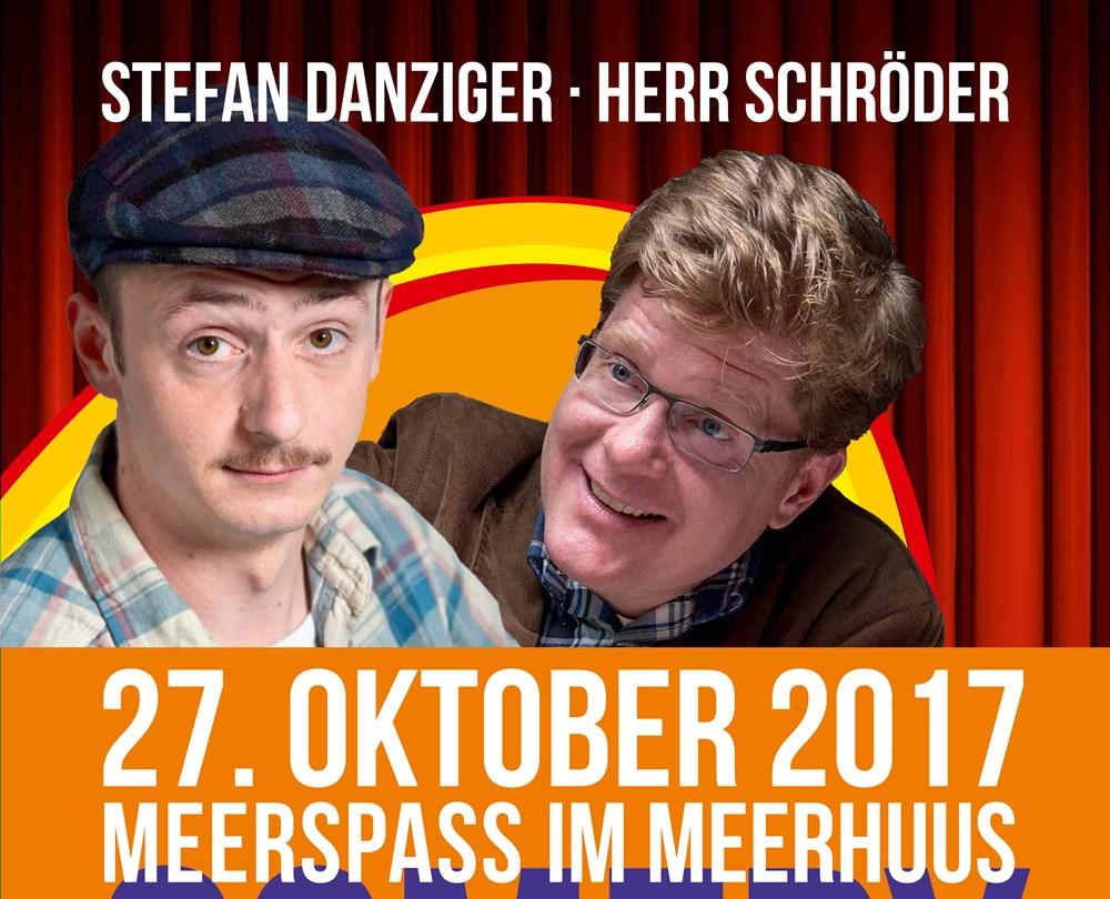 comedy danziger schroeder plakat 002